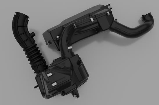 Air Filter And Resonator Design.